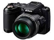 Продам фотоаппарат Nikon Coolpix L120 новый.