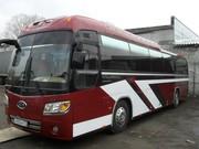 Заказ и аренда автобусов еврокласса