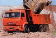 Доставка строительных грузов
