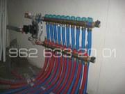 Сантехник:автономное отопление, замена, установка, ремонт, монтаж, канализация
