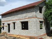 Установка для производства строительных блоков.