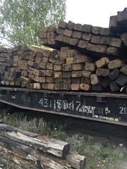 Деревянные шпалы бу оптовая продажа. Доставка бесплатная